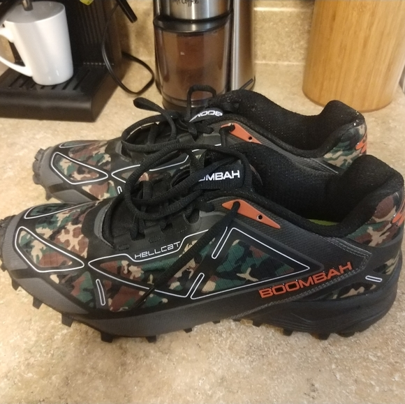 Boombah Hellcat Trail Shoes